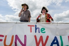 Client: The Fun Walk Trust. What: John Baron's annual fun walk. Location: Barleylands, Billericay.  21/05/2017